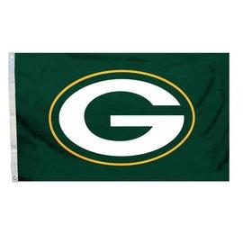 Fremont Die Green Bay Packers 4x6 Flag