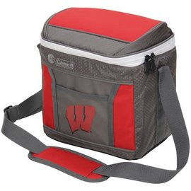 Coleman Wisconsin Badgers 9 Can Cooler Bag