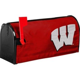 Evergreen Enterprises Wisconsin Badgers Mailbox Cover