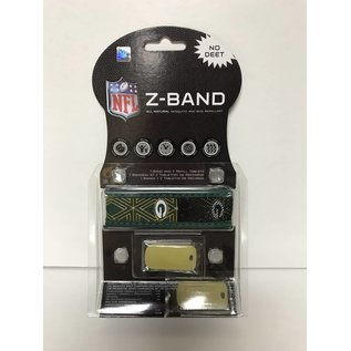 Evergreen Enterprises Green Bay Packers Mosquito Repellent Wrist Band