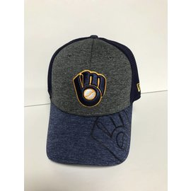 Milwaukee Brewers 39-30 Shadow Gleam Hat