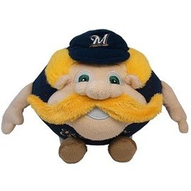 Milwaukee Brewers Orbiez plush