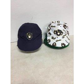 Milwaukee Brewers 9-20 Top Flip Toddler Hat