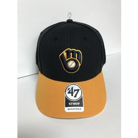Milwaukee Brewers 47 Two Tone MVP Adjustable Hat