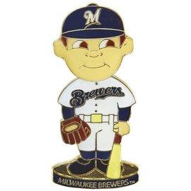 Milwaukee Brewers Bobblehead pin