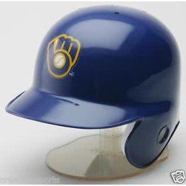 Riddell, Inc Milwaukee Brewers Mini Batting Helmet