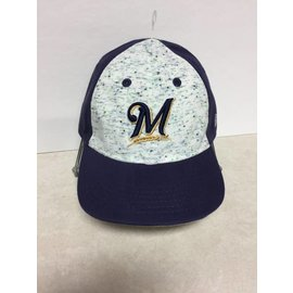 Milwaukee Brewers 9-40 Speckle Tot Youth Hat