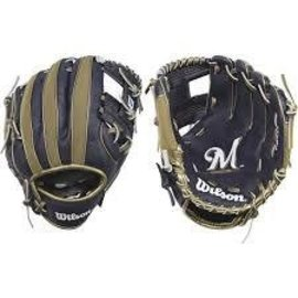 Milwaukee Brewers Tee Ball Glove