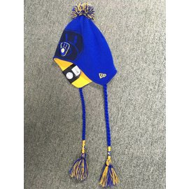 Milwaukee Brewers Tassel Fade knit
