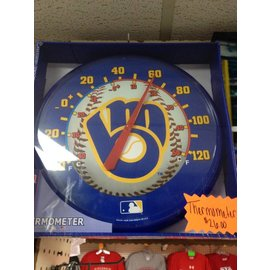 Milwaukee Brewers Thermometer