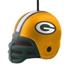 Green Bay Packers Soft Sculpt Team Squish Helmet