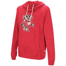 Wisconsin Badgers Women's I'll Go With You Hoodie