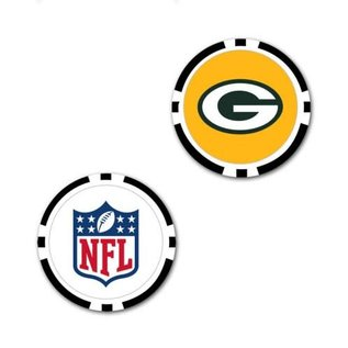 Green Bay Packers Oversized Ball Marker