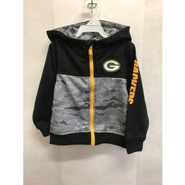 Green Bay Packers Toddler Light Weight Jacket