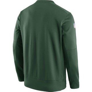 Nike Green Bay Packers Men's Sideline Crewneck Sweatshirt