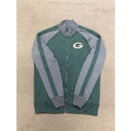 '47 Brand Green Bay Packers Men's Match Track Jacket