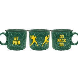 Green Bay Packers Camper Collection Coffee Mug
