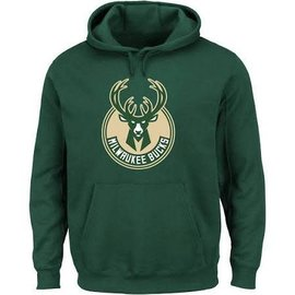 '47 Brand Milwaukee Bucks Men's Headline Pullover Hoodie
