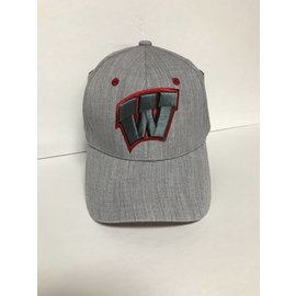 Wisconsin Badgers Tailored Curved Hat