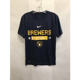 Milwaukee Brewers Men's 2nd Season Dri Fit Short Sleeve Tee