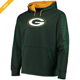 Majestic Green Bay Packers Men's Armor Pullover Hoodie
