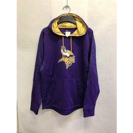 Minnesota Vikings Men's Armor Pullover Hoodie