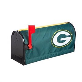 Evergreen Enterprises Green Bay Packers Mailbox Cover