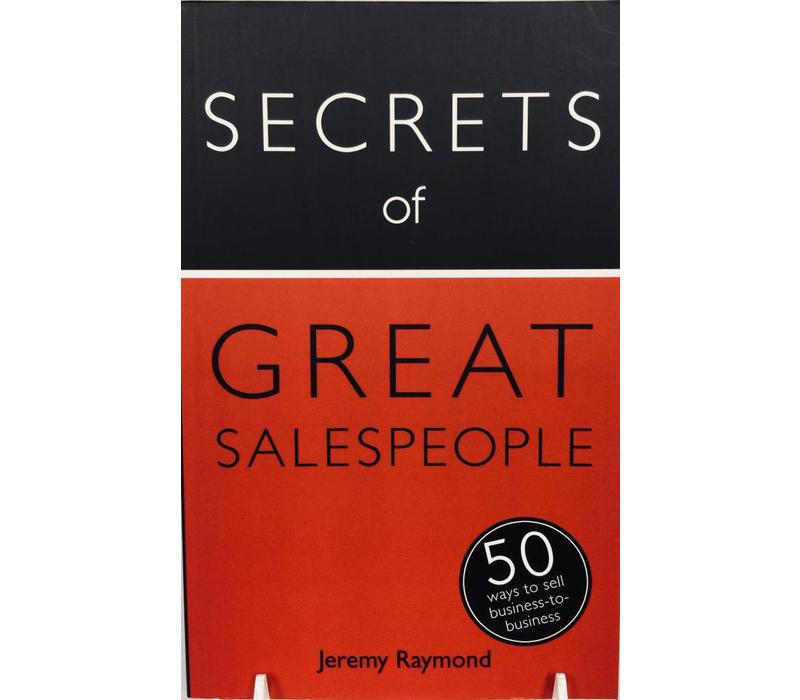 Secrets of Great Sales People