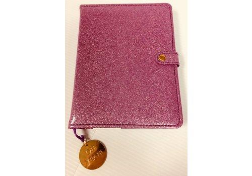 Journal - Snap Lavender Glitter