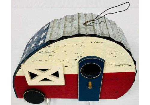 BirdHouse - Camper - Americana