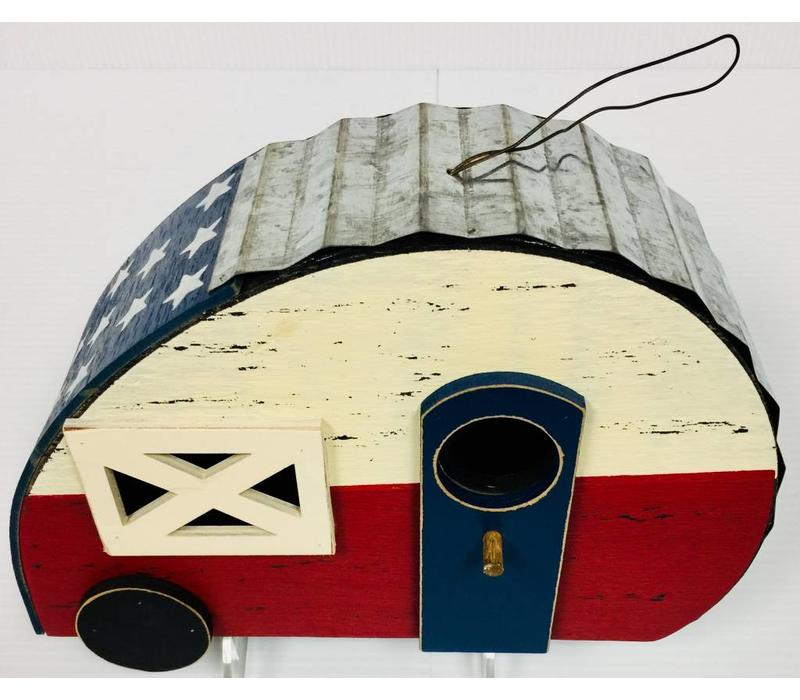 Bird House - Camper - Americana