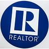 Realtor R Auto Magnet - Round -