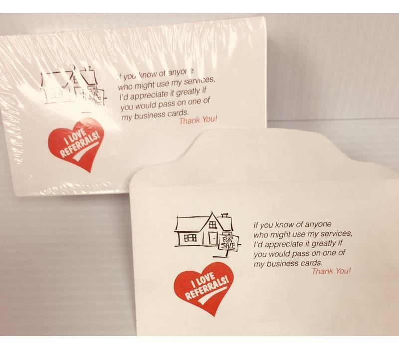 Referral Builder Envelopes