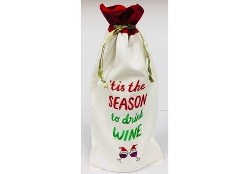 Wine Bag - Season to Drink Wine