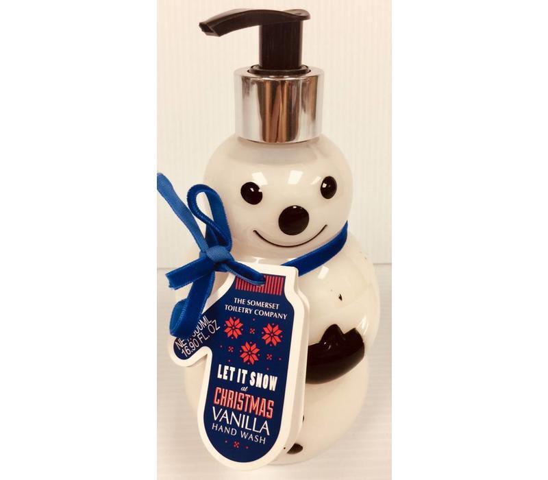 Xmas Hand Wash - Snowman