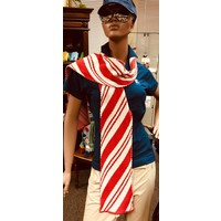 Scarf - Candy Cane