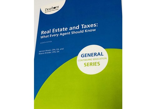 Real Estate & Taxes - 7th Edition