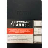 Planner - High Performance - Black