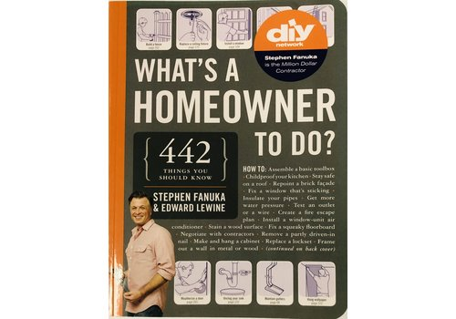 What's a Homeowner To Do