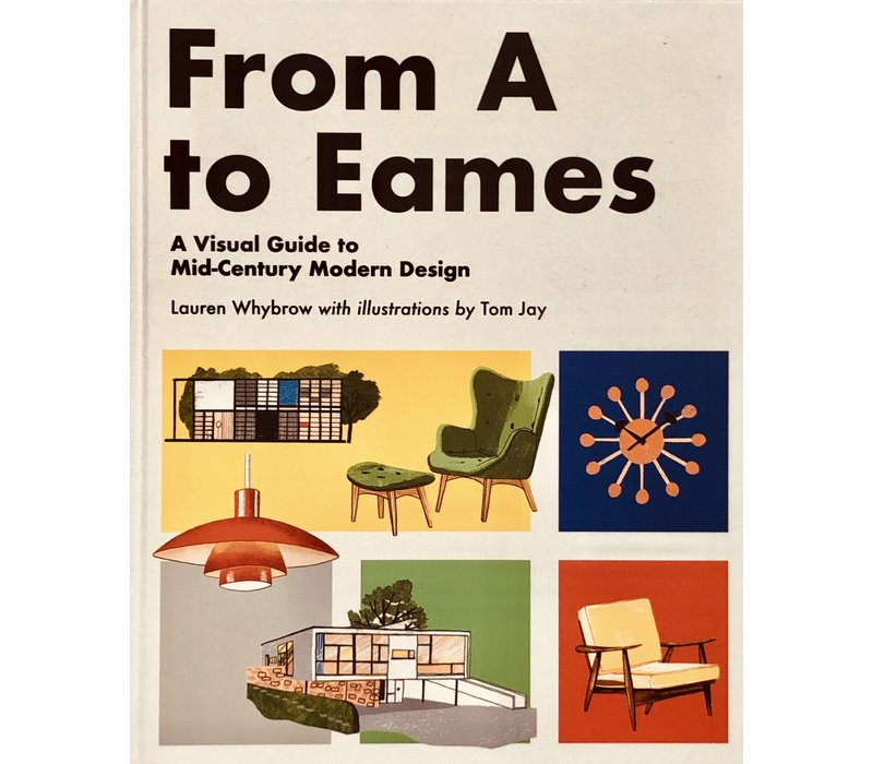 From A to Eames - M-C Modern Design
