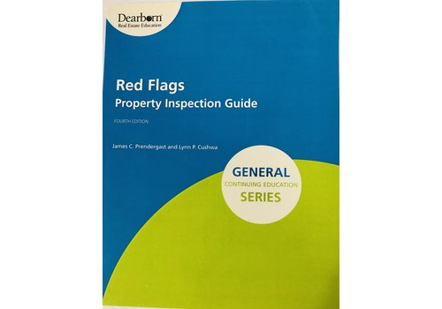 Red Flags:  Property Inspection Guide 4th edition