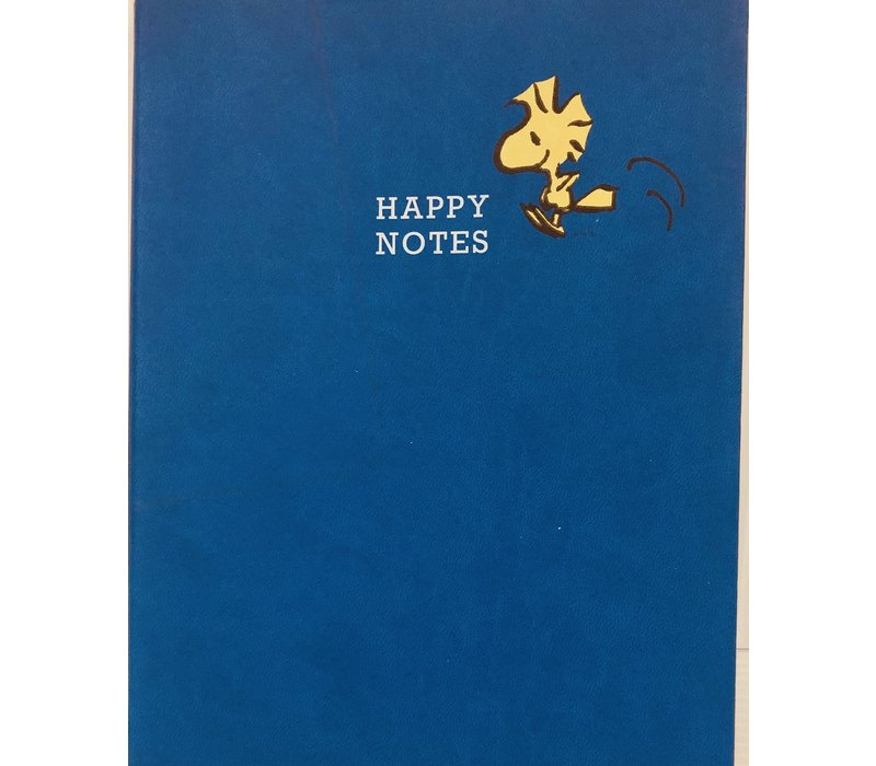 Journal - Peanuts Woodstock - Sm - Blue
