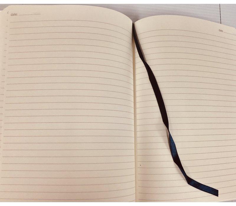 Journal - Good Vibes - Lg - Tie Dye