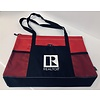 Realtor R Tote - Canvas - Red
