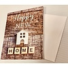 Note Cards - Happy New Home - 25pk