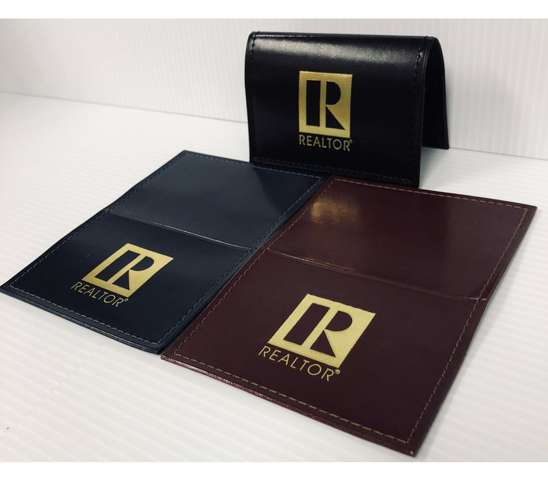 Professional Business Card Holder -