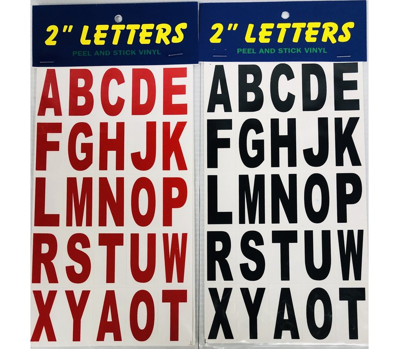 """Letters - 2"""""""