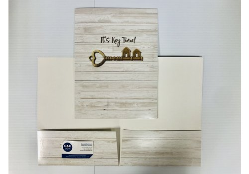 Document Folders -  Key time - 5 pack