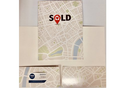 Document Folders -  Sold - 5 Pack