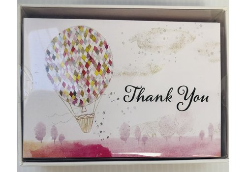 Cards - Thank You - Lighter Than Air